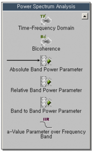Absolute Band Power 1
