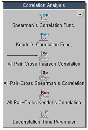 All-Pair-Cross Pearson Correlation 1