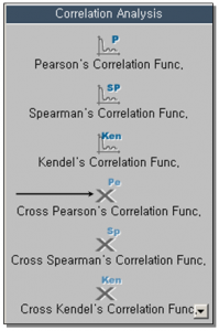 Cross Correlation 1