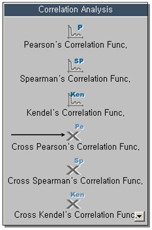Cross Correlation 1