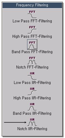 Notch IIR-Filtering 1