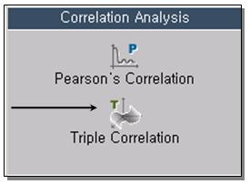 Triple Correlation 1